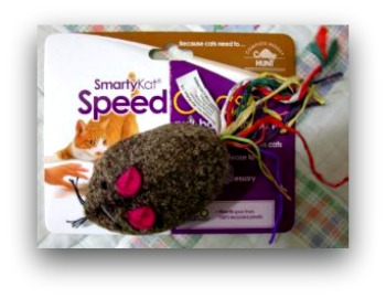 smartykat speed chaser mouse oy